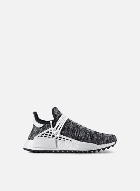 sneakers adidas originals pharrell williams human race nmd tr core black white reflective