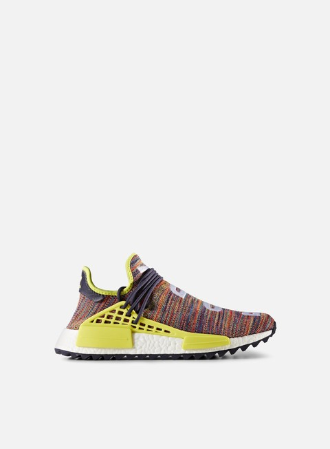 sneakers adidas originals pharrell williams human race nmd tr multi knit noble ink bright yellow