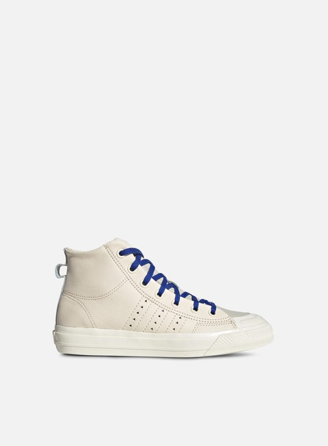 Sneakers Alte Adidas Originals Pharrell Williams Nizza Hi RF