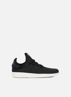 Adidas Originals - Pharrell Williams Tennis Human Race, Black/Black/White