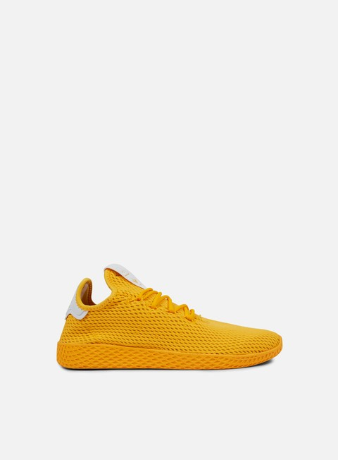 sneakers adidas originals pharrell williams tennis human race collegiate gold collegiate gold white