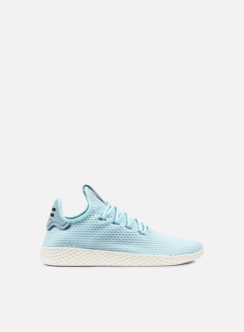 sneakers adidas originals pharrell williams tennis human race ice blue ice blue tactile blue