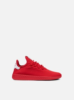 Adidas Originals - Pharrell Williams Tennis Human Race, Scarlet/Scarlet/White