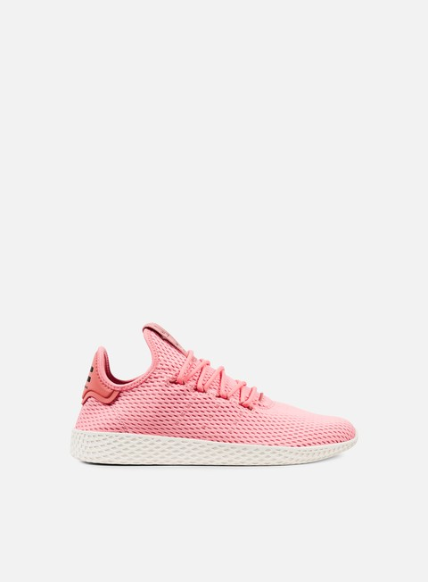 sneakers adidas originals pharrell williams tennis human race tactile rose tactile rose raw pink
