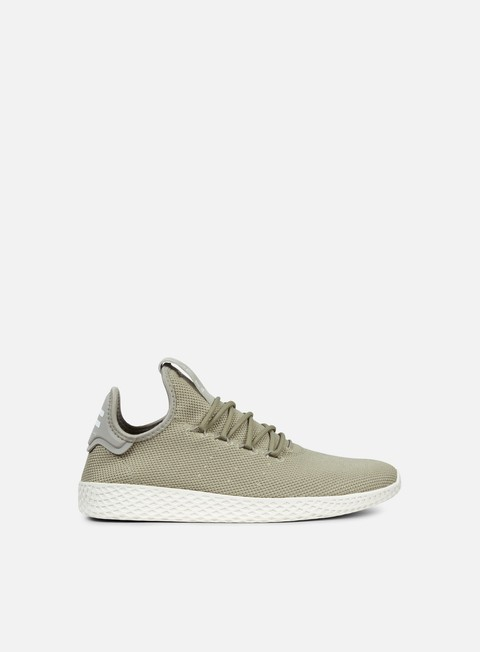 sneakers adidas originals pharrell williams tennis human race tech beige tech beige chalk white