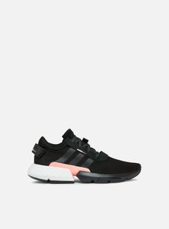 Adidas Originals - POD-S3.1, Core Black/Core Black/Clear Orange
