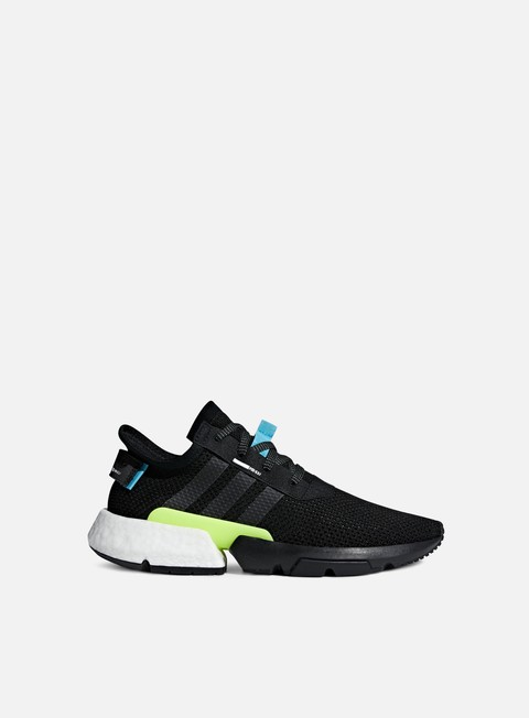 sneakers adidas originals pod s31 core black core black ftwr white