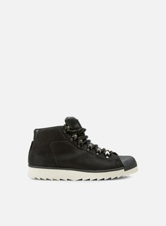 Adidas Originals - Pro Model Boot GORE-TEX, Core Black/Core Black/Chalk White 1