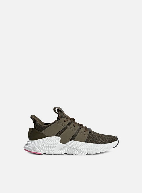 sneakers adidas originals prophere trace olive trace olive chalk pink