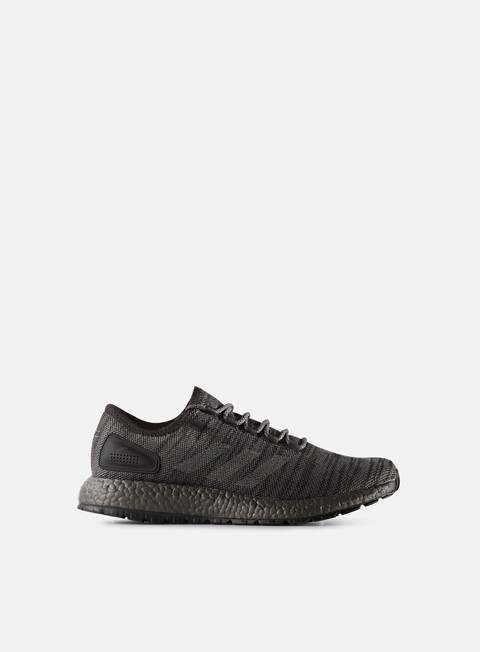 sneakers adidas originals pure boost all terrain core black dgh solid grey trace grey metallic