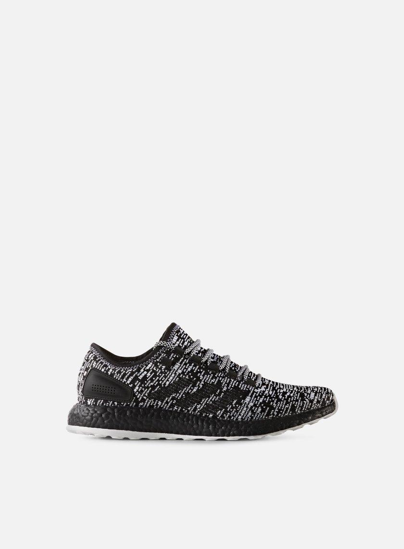 Adidas Originals - Pure Boost LTD, Core Black/Core Black/White
