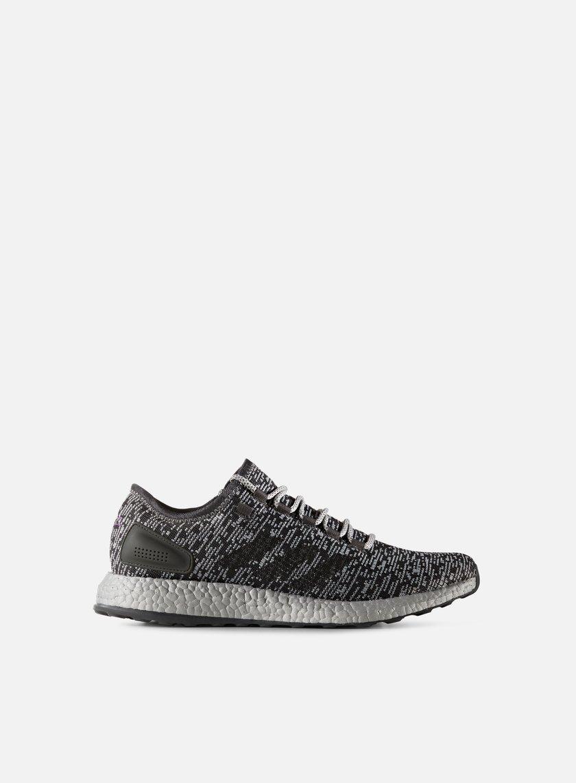 Adidas Originals - Pure Boost LTD, Dark Grey Heather/Medium Grey Heather