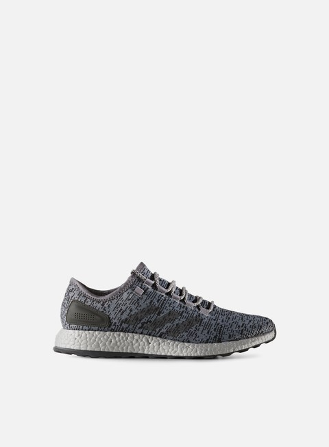 sneakers adidas originals pure boost ltd grey dgh solid grey clear grey