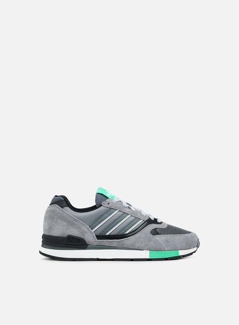 sneakers adidas originals quesence grey three grey five core black