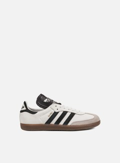 Adidas Originals - Samba Classic OG Made In Germany, Vintage White/Core Black/Gum 1