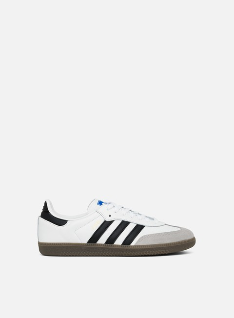 sneakers adidas originals samba og ftw white core black granite