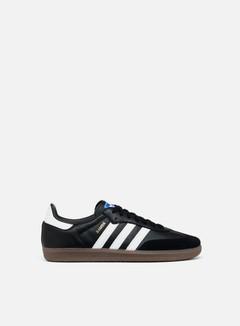 Adidas Originals - Samba OG, Ftw White/Ftw White/Gum5