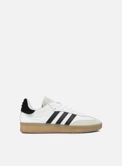 Adidas Originals - Samba RM, Ftwr White/Core Black/Clear Mint