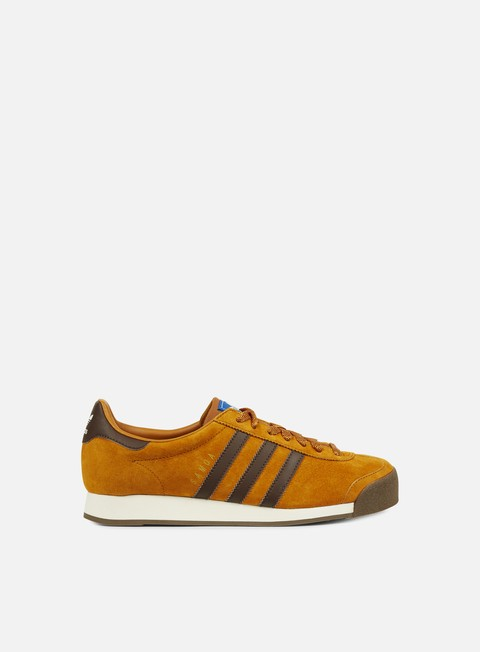 Retro sneakers Adidas Originals Samoa Vintage