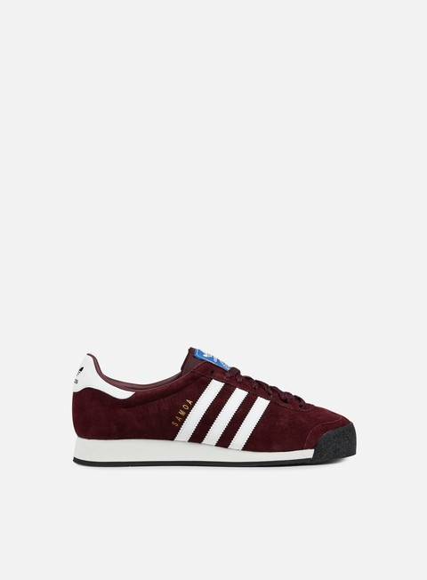 Sale Outlet Low Sneakers Adidas Originals Samoa Vintage