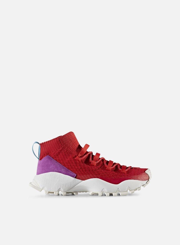 adidas Adidas Seeulater Winter Primeknit Scarlet/ Core Black/ Shock Purple pQiMoG2i