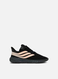 Adidas Originals - Sobakov, Core Black/Clear Orange/Core Black