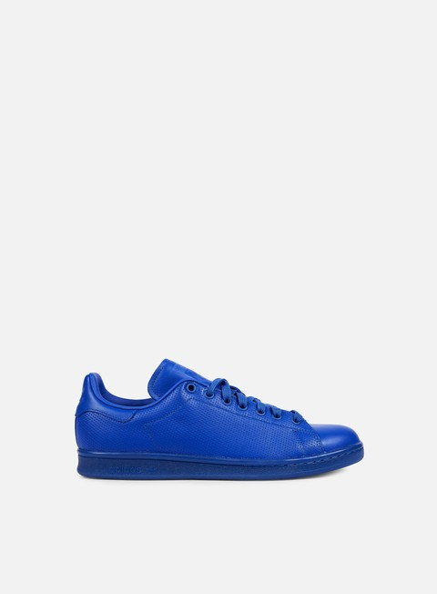 sneakers adidas originals stan smith adicolor blue blue blue