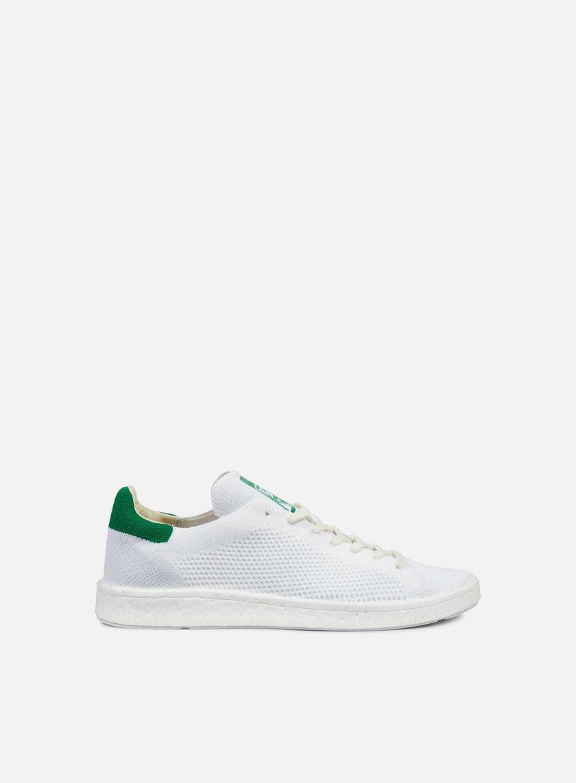 Adidas Originals - Stan Smith Boost PK, White/White/Green