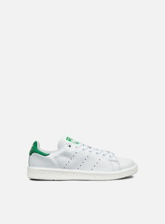 Adidas Originals - Stan Smith Boost, White/White/Green 1