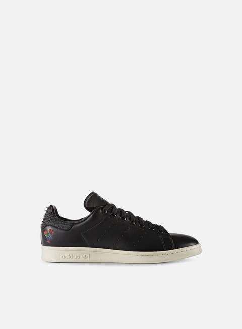 sneakers adidas originals stan smith cny core black core black white
