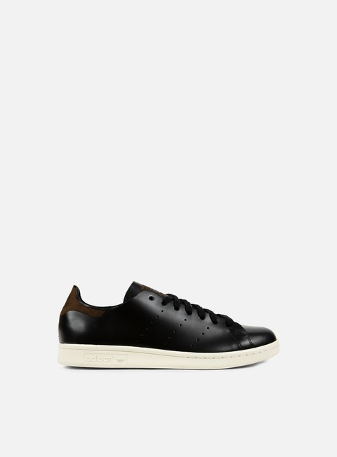 sneakers adidas originals stan smith deconstructed core black core black chalk white