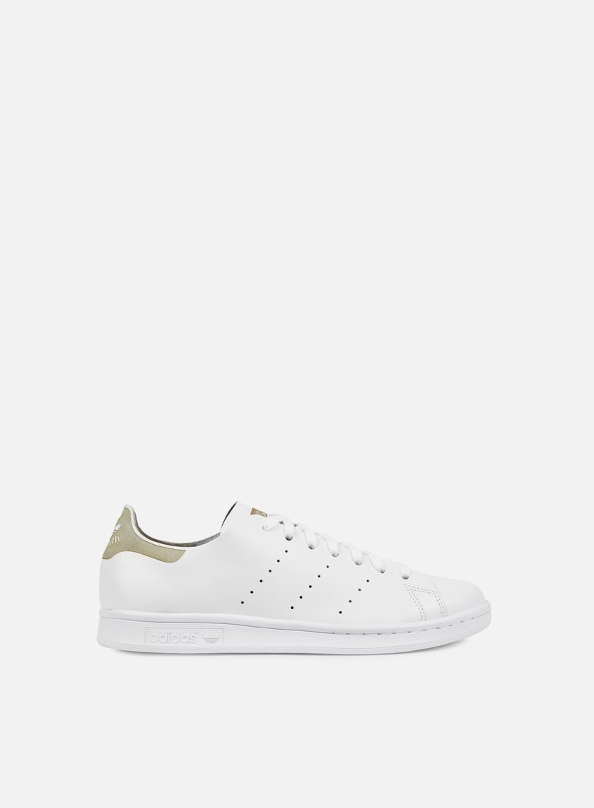 Adidas Originals - Stan Smith Deconstructed, Running White/Running White/Light Brown