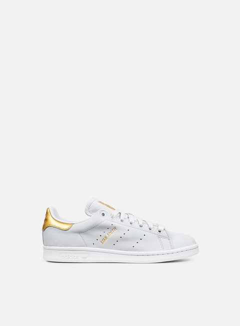 sneakers adidas originals stan smith gold leaf vintage white matte gold
