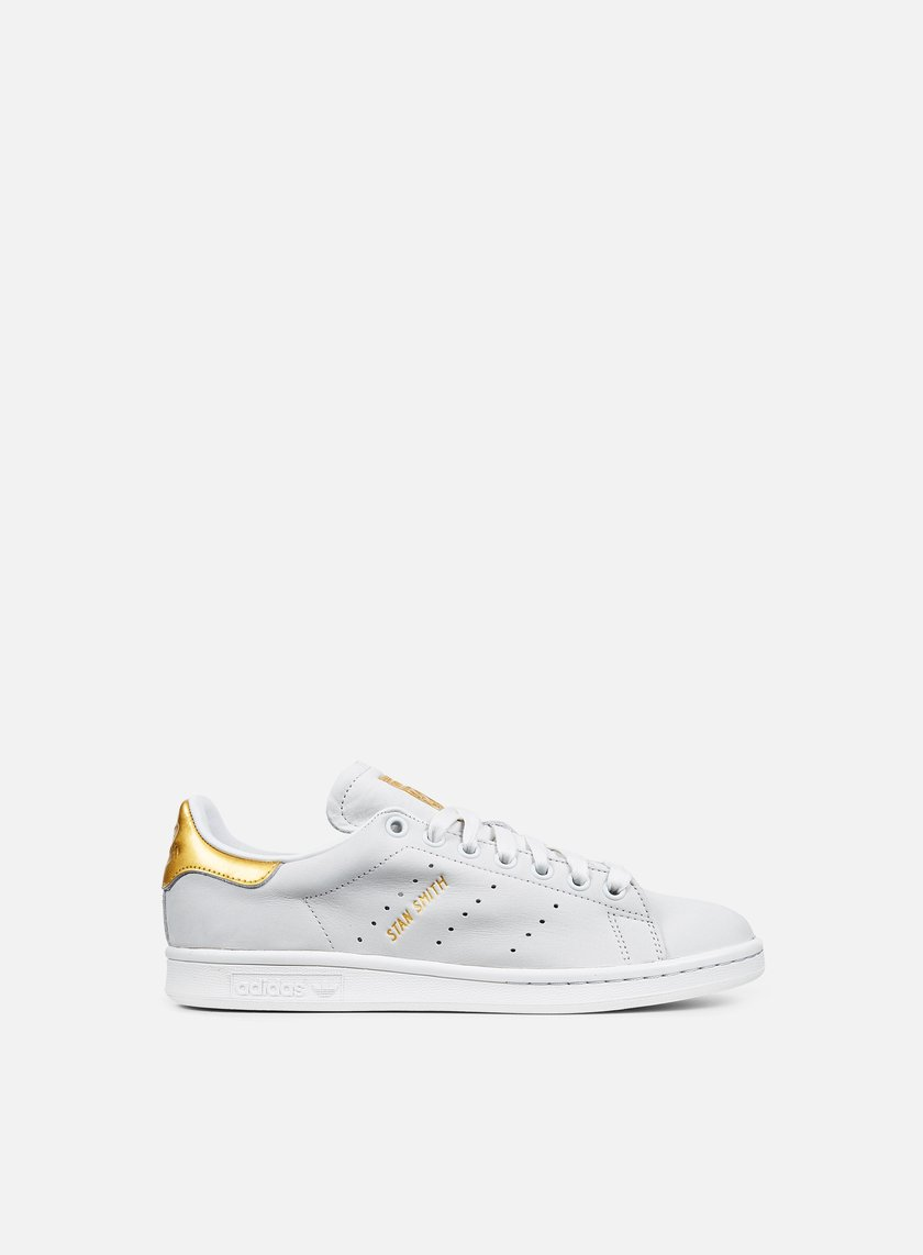 Adidas Originals - Stan Smith Gold Leaf, Vintage White/Matte Gold