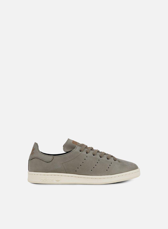Adidas Originals - Stan Smith Lea Sock, Trace Cargo/Trace Cargo/Off White