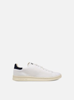 Adidas Originals - Stan Smith OG Primeknit, White/Chalk White/Blue