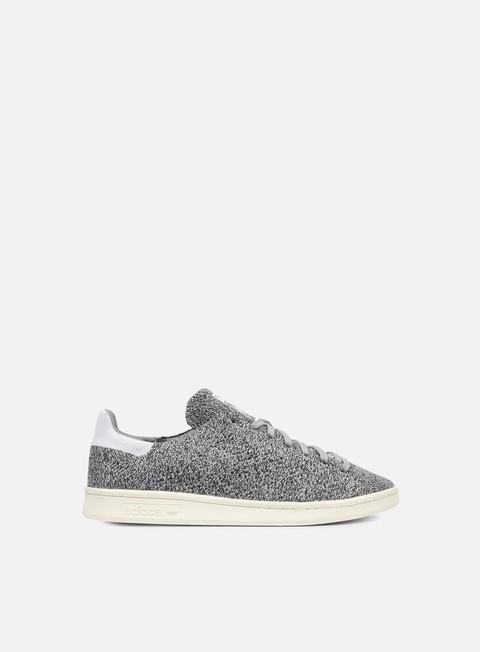 sneakers adidas originals stan smith primeknit mgh solid grey mgh solid grey white