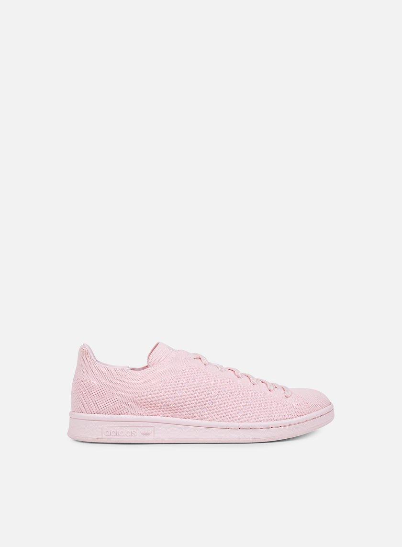 Adidas Originals - Stan Smith Primeknit, Semi Pink Glow/Semi Pink Glow/Semi Pink Glow
