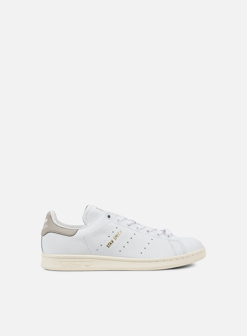 Adidas Originals - Stan Smith, Running White/Running White/Clear Granite