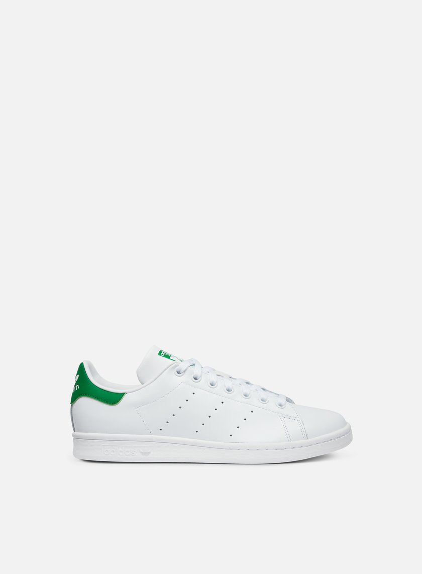 Adidas Originals - Stan Smith,  Running White/Running White/Fairway