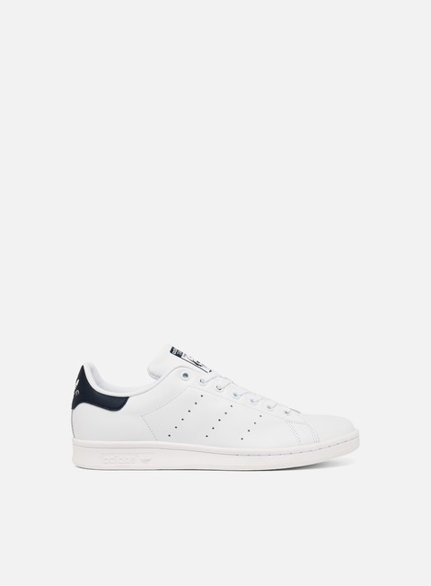 sneakers adidas originals stan smith running white running white new navy