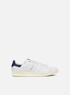 Adidas Originals - Stan Smith, White/White/Noble Ink
