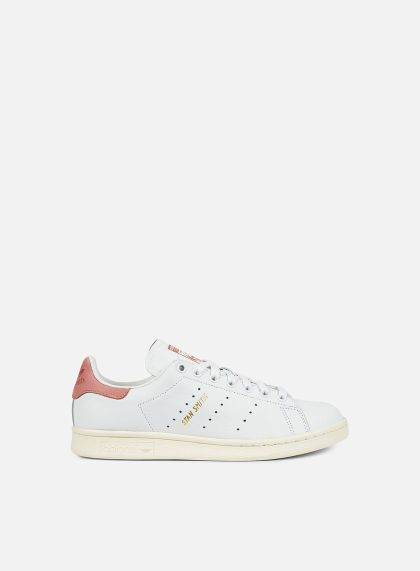 ... Adidas Originals - Stan Smith, White/White/Ray Pink 1 ...