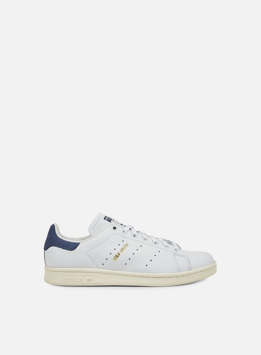 Adidas Originals - Stan Smith, White/White/Tech Ink