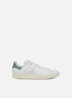 Adidas Originals - Stan Smith, White/White/Vapour Steel