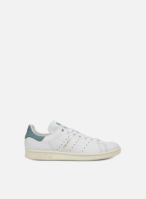 sneakers adidas originals stan smith white white vapour steel