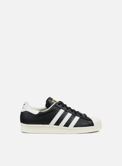 Adidas Originals - Superstar 80s, Black/White/Chalk