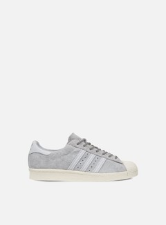 Adidas Originals - Superstar 80s, Clear Onix/Clear Grey/Chalk White
