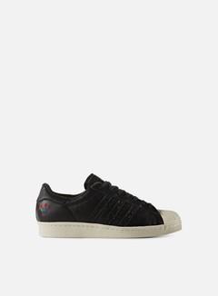 Adidas Originals - Superstar 80s CNY, Core Black/Core Black/Chalk White 1