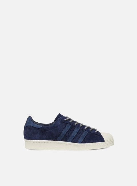 sneakers adidas originals superstar 80s collegiate navy mineral blue halo blue